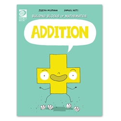 Addition mathematics, graphic novel, educational comics