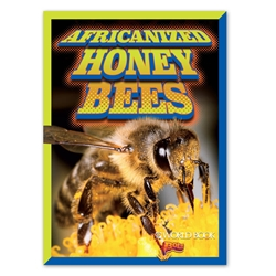 Africanized Honeybees Paperback