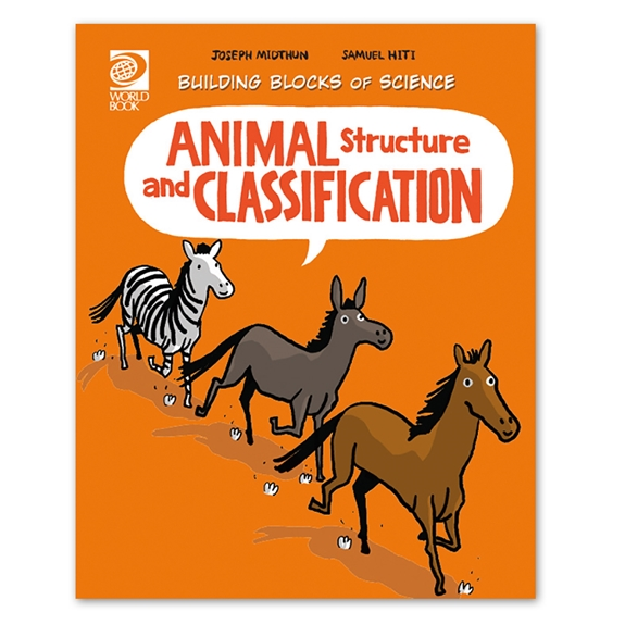 Animal Structure and Classification cover