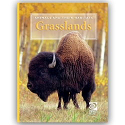 Animals and Their Habitats - Grasslands