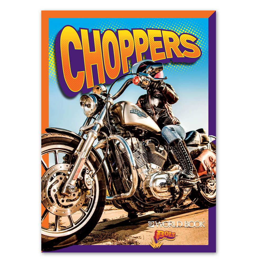 Choppers cover