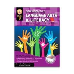 Common Core Language Arts and Literacy Grade 8