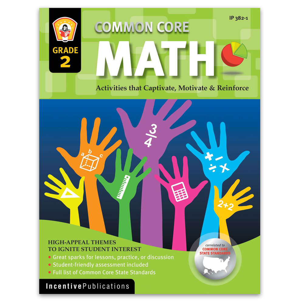 common core math learning for grade 2 world book store