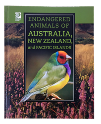 Endangered Animals of Australia, New Zealand, and Pacific Islands endangered animals, middle school books, animal books, nonfiction