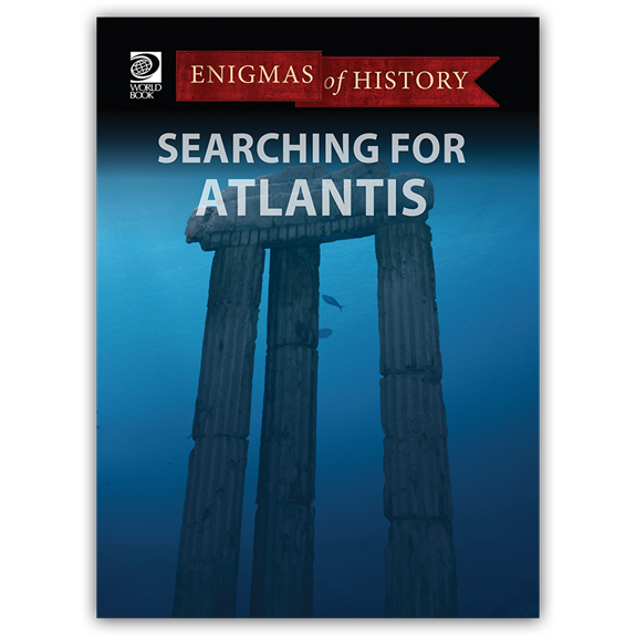 Searching for Atlantis cover
