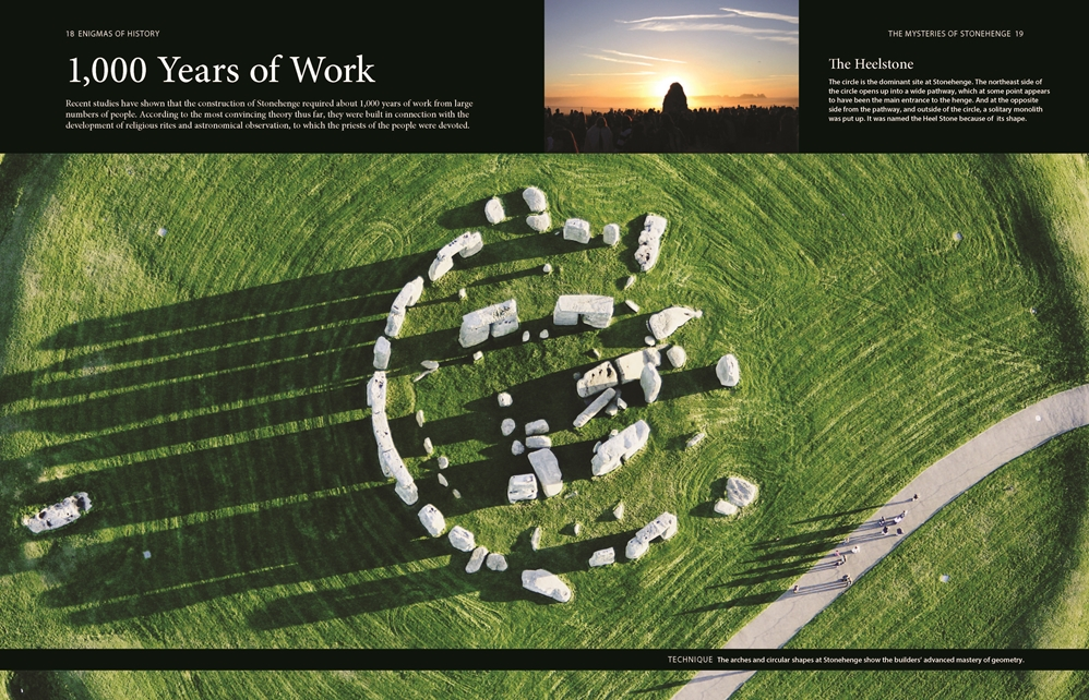 a report on the mystery of the stonehenge The mystery of stonehenge: solved the week staff stonehenge was built thousands of years ago, and according to new research from the stonehenge riverside project.