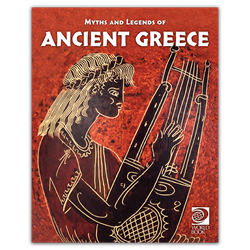 Famous Myths and Legends of Ancient Greece