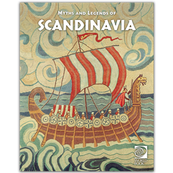 Famous Myths and Legends of Scandinavia