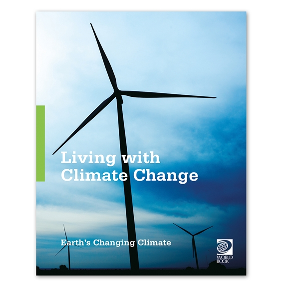Living with Climate Change cover
