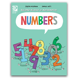 Numbers mathematics, graphic novel, educational comics