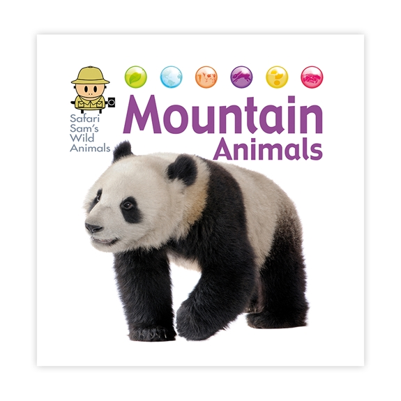 Mountain Animals cover