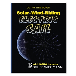 Solar-Wind-Riding Electric Sail