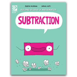 Subtraction mathematics, graphic novel, educational comics