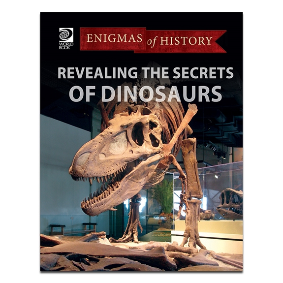 Revealing the Secrets of Dinosaurs cover