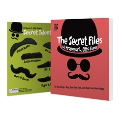 Secret Files of Professor L.Otto Funn cover