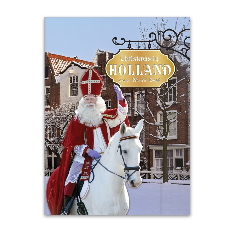christmas in holland 20275 world book store