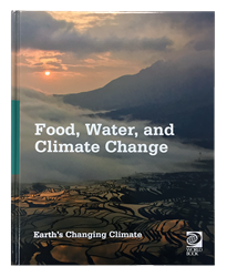Food, Water, and Climate Change climate change, science, middle school science, STEM