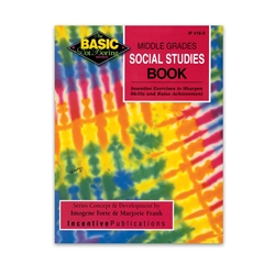 Middle Grades Social Studies Book: Basic Not Boring