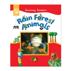 Rain Forest Animals - Learning Ladders