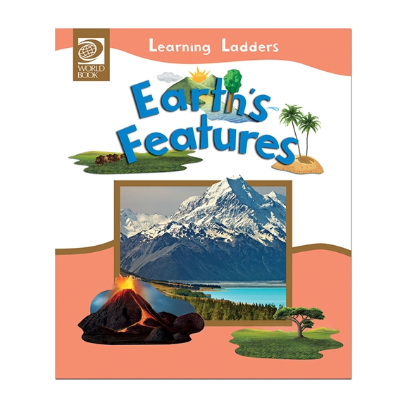 Earth's Features cover