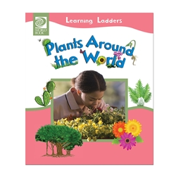 Plants Around the World cover