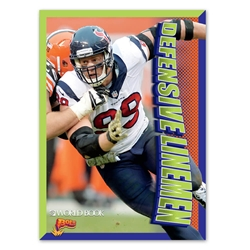Defensive Linemen Paperback