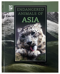 Endangered Animals of Asia cover