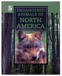 Endangered Animals of North America cover