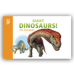 Giant Dinosaurs! The Sauropods cover